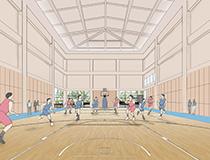 さわやかアリーナ袋井市総合体育館